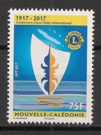 Nouvelle Calédonie - 2017 - N°Yv. 1300 - Lions Club - Neuf Luxe ** / MNH / Postfrisch - Ungebraucht