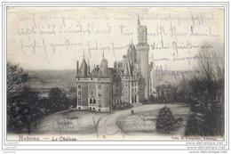 ANTOING ..-- FELDPOST . Le Château . 1915 . Vers Allemagne . Voir Verso . - Antoing