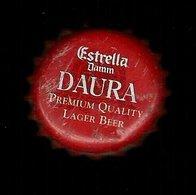 Capsula E Capsule Birra Italia - Daura  - Capsules Bière - Capsules Beer - Kronkorken Bier - Tapas Cerveza - Birra
