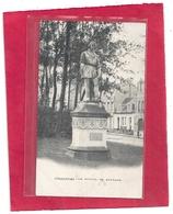 CAMBRAI . LA STATUE DE BAPTISTE . CARTE NON ECRITE - Cambrai