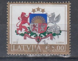 Latvia 2015 Mi 937 Used - Lettonia