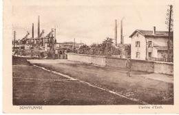 Schifflange - L'usine D'Esch (Houstrass) - Cartes Postales