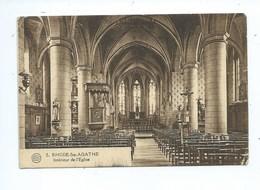 Rhode Ste Agathe Intérieur De L'Eglise - Huldenberg