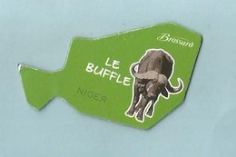 Magnet Brossard Collection Afrique Le BUFFLE - Animaux & Faune