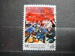 Paintings Help Africa # United Nations UN Vienna Austria 1986 Used #Mi. 55 - Oblitérés