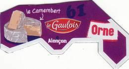 Magnet Le Gaulois Depart'aimant 61 Version 2017 - Magnets