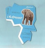 Magnet Brossard Collection Afrique L éléphant - Animales & Fauna
