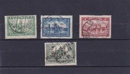Deutsches Reich Mi.-Nr. 364-367 O - Gebraucht