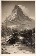 Zermatt Mont Zervin - VS Valais