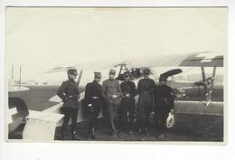 DUBENDORF 1917 SUISSE AVIATION 6 AVIATEURS COMTE BIDER ACKERMANN SIMONIUS PAGAN RAMP /FREE SHIP. R - ZH Zurich