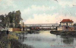 Pecq - Pont Sur L'Escaut - 1909 - Pecq