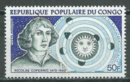 Congo Poste Aérienne YT N°159 Nicolas Copernic Neuf ** - Congo - Brazzaville