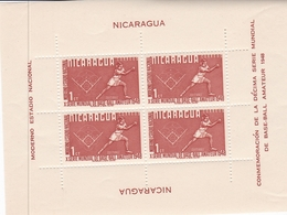 Nicaragua Hb 37 Al Hb 49 - Nicaragua