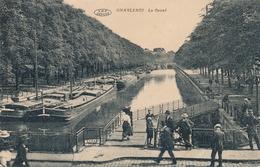 CPA - Belgique -  Charleroi - Le Canal - Charleroi