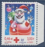 N° 3436a  Croix-Rouge, Faciale 0,46 €+0,09 € Issu De Carnet - Ongebruikt