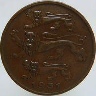 Estonia 5 Senti 1931 UNC - Estonia