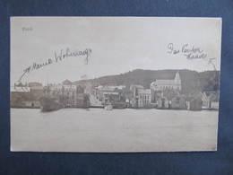 AK FLORÖ Florø 1920 // D*38015 - Norwegen