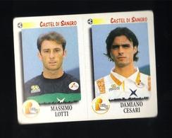 Figurina Calciatori Italiani Panini 1997-1998 - Castel Di Sangro - N.439   - Football - Soccer - Socker - Fussball - Fut - Panini