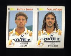 Figurina Calciatori Italiani Panini 1997-1998 - Castel Di Sangro - N.440   - Football - Soccer - Socker - Fussball - Fut - Panini