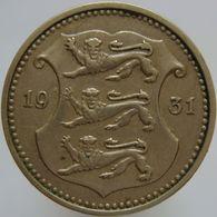 Estonia 10 Senti 1931 XF - Estonia