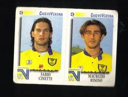 Figurina Calciatori Italiani Panini 1997-1998 - Chievoverona - N.452   - Football - Soccer - Socker - Fussball - Futbol - Panini
