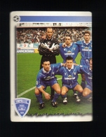 Figurina Calciatori Italiani Panini 1997-1998 - Empoli  - N.86  La Squadra  - Football - Soccer - Socker - Fussball - Fu - Panini