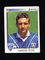 Figurina Calciatori Italiani Panini 1997-1998 - Empoli  - N.97  Fabrizio Ficini  - Football - Soccer - Socker - Fussball - Panini
