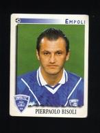 Figurina Calciatori Italiani Panini 1997-1998 - Empoli  - N.100  Pierpaolo Bisoli  - Football - Soccer - Socker - Fussba - Panini