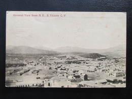 AK S. VICENTE C.V. Cap Verde 1910// D*38021 - Cape Verde