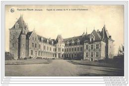 HAM - SUR - HEURE ..-- Château Du COMTE D' OULTREMONT . - Ham-sur-Heure-Nalinnes