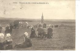 29 PLONEVEZ - Pardon De Ste Anne - Plonevez-du-Faou