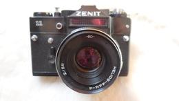 Appareil Photo ZENIT 11,objectif Hélios 2/58.. - Appareils Photo