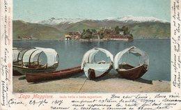 Lago Maggiore -  Isola Bella E Isola Superiore - Verbania