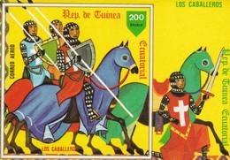 Guinea Ecuatorial Hb Sin Dentar - Guinea Ecuatorial