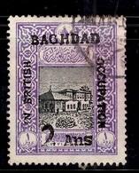 Iraq/Occupation Britannique YT N° 25 Oblitéré. B/TB. A Saisir! - Iraq