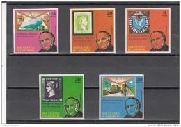 Guinea Ecuatorial Nº Michel 1478B Al 1482B - Guinea Ecuatorial