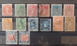 Lot De Timbre Du Chili - Collections (sans Albums)
