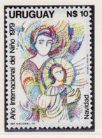 YEAR INTERN. OF CHILD - URUGUAY- Mi. Nr.  1563 - NH - (6532-1/3.) - Uruguay