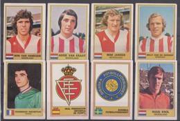 Panini 1977,Krol, Rocheteau, Van Hanegem, Jansen, Van De Kerkhof... - Panini