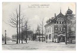CANTELEU LAMBERSART (59) Pavillon Bleu - Lambersart