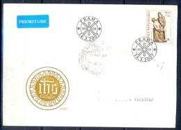 K609- Postal Used Cover. Posted From Czech Republic To Pakistan. - Other