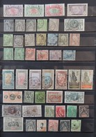 Collection De Colonies Francaises Avant Indépendance  -  4 Scans - Collections (without Album)