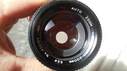Objectif HELIOS MC AUTO ZOOM, F= 80-200mm, Souple, M42 - Appareils Photo