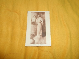 CARTE POSTALE ANCIENNE CIRCULEE DE 1918. / VANITA.- ARTE MODERNA... - Femmes