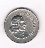 10 CENTS 1965 ZUID AFRIKA  /3903/ - Afrique Du Sud