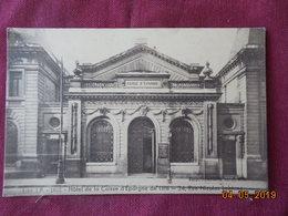 CPA - Lille - Hôtel De La Caisse D'Epargne - 34, Rue Nicolas Leblanc - Lille