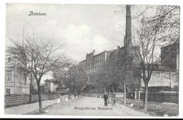 ANKLAM (Allemagne) Bergschloss Brauerei - Anklam