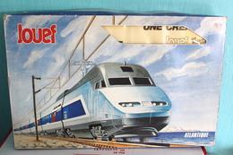 JOUEF 7400 SNCF TGV ATLANTIQUE VERSION MODÉLISTE HO (D198) - Locomotives