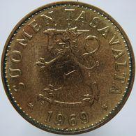 Finland 50 Pennia 1969 UNC - Finland