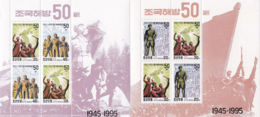 Corée Du Nord BF 218/19 ** - Corée Du Nord